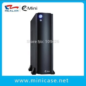 REALAN Industrial MINI ITX/MICRO ATX HTPC Case E-2018 (High  Quanlity with Power Supply&CD-ROM)