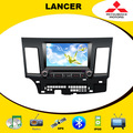 Russian Menu 2007 - 2012 Mitsubishi Lancer EX Car GPS Navigation DVD with FREE 4G Map, Sat Nav Radio TV Bluetooth