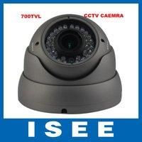 Big sale ISEE Style 36LED  IR 1/3 Sony CCD  700TVL Vandal-proof CCTV Camera Free Shipping