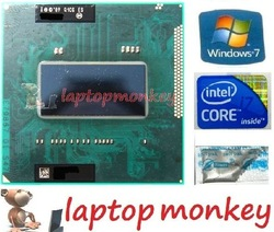 INTEL i7 820QM 3.06GHz quad QS mobile CPU processor for 55 chipset upgrade monkey(China (Mainland))