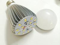 7W E27 LED Bulb(630lm)  ,equal to 14W CFL bulb
