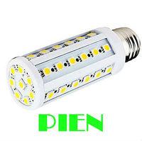 220|110V 9W 44 LED 5050 SMD E27|E14|B22 Corn Bulb Light led lamapra Warm white Free Shipping 5pcs/lot