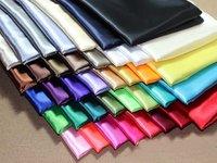 "59""(1.5m) Width Silk Satin Fabric Wedding Satin 5 m/lot #31 Stock Color Free Shipping"