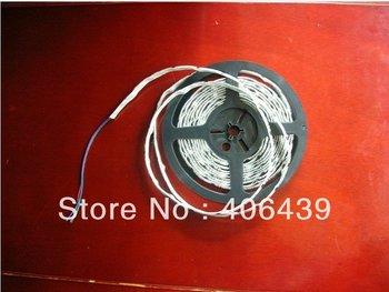 WS2801 led strips WS2801 IC(256 scale,8 bit),LED digital  flexible strip,32pcs 5050 RGB,5m/roll,dc5vinput,IP65,white PCB