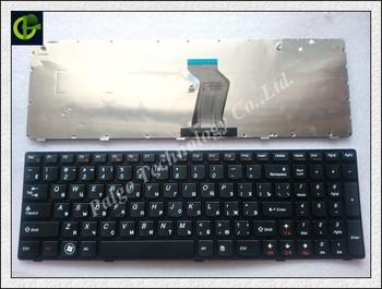 Russian Keyboard compatible for Lenovo G560 G 560 G565 G560A G565A G560E G560L RU Black laptop keyboard same as photo