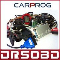 2014 CAR PROG V6.80 Auto comprehensive repair tools (radios, odometers, dashboards, immobilizers) Full Set 21 adapter CARPROG