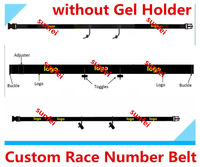DHL FREE SHIPPING~Custom Race Number Belt, Race Gear~ Custom Tribelt, Triathlon Belt~ Custom Running Belt, Custom Marathon Belt