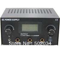 Wholesale! LCD Tattoo Power supply With plug cast iron Material For Tattoo Machine WS-P006