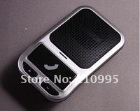 hot sell Mobile Phone bluetooth handsfree car kit speaker