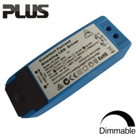 Retail Triac constant current dimmable 15~21*1W 300mA led driver with CE and SAA certificate