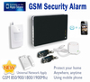 New iOS Apps Supported ~ Smart Wireless Wired Burglar GSM Home Security Alarm System, Remote Control by SMS & Calling