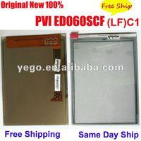 "Original New 100% ED060SCF(LF) T1  6"" e-ink Display  For Amazon kindle 4, Warranty: 1 Year"
