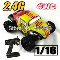 1/16 4WD 2.4G RTR baja  rc car