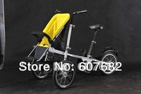 taga baby stroller folding bike made of al-alloy for one seat