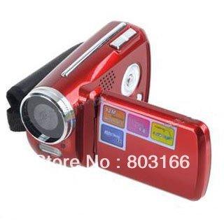 "Mini Digital Video Camera DV Camcorder 12MP 4xZoom 1.8"" LCD Kids gift"