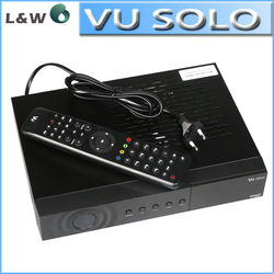 Vu solo Digital receiver satellite Low deep standby power consumption under 1.0W VU SOLO HD DVB-S2(China (Mainland))