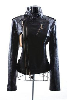 Women's 2013 100% Genuine Leather Jacket  EX-1105