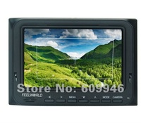 5 inch photography HD800x480 DSLR Monitor with HDMI/BNC Input/Peaking Focus Assist/5D II camera mode