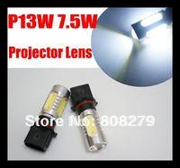 2 pcs / pair P13W LED Bulb High Power Xenon White Daytime Fog Light DRL 7.5W Bulbs Chevy Camaro