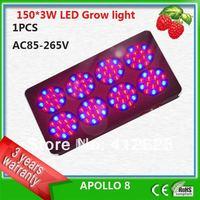 DHL freeshipping.Real power 280 watt Apollo LED plant grow light replace 600watt HPS grow light