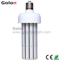 E40 LED light 80w,100-300VAC 9800LM, built in aluminum heat sink,E39,E27,E26,3 years warranty,CE RoHS,DHL free E40 LED light