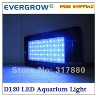 Global Free Air Shipping Dimmable 120W LED Aquarium Light 28:27 without Lens