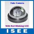 ISEE Style Emulational Fake  Decoy Dummy Security CCTV DVR for Home Camera with Red Blinking LED
