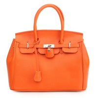 2014 HOT America star Brand leather handbag Lock designer Vintage women totes candly color fashion bag freeship Promotion!!86137