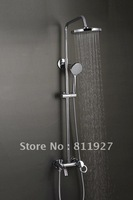 fast delivery 10 years guarantee free shipping high quality sliding rain shower faucets set  with low price for promotion