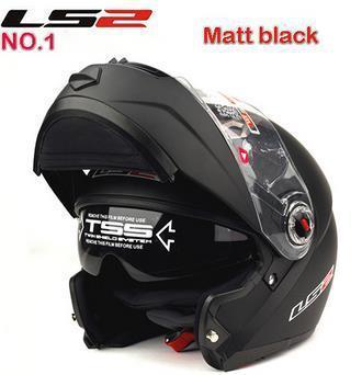 Free shipping Best sales Motorcycle helmets double visor flip up helmet racing helmets LS2 FF370