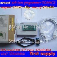 2014 New! Russian File V6.0 MiniPro TL866CS USB EEPROM Universal Programmer/Bios programmer+PLCC32 PLCC44+IC CLIP Extractor