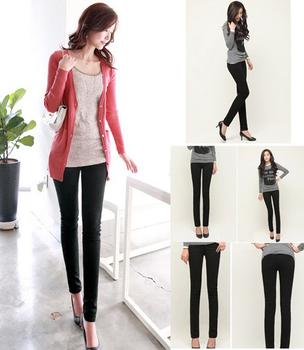 2015 Spring NEW Women's Plus Size Legging Ultra Elastic Waist Trousers Pencil Skinny Multicolour Pants D112