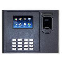 HF-Bio800 Most Competitive 12V Backup Battery Fingerprint Time Attendance Recorder Long Range 125khz rfid Access Controller