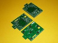 Free shipping  Single / Double layer PCB prototype (10 pcs / pack) 10cm * 10cm UL BSI VDE JET CQC RoHS REACH