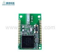 zigbee wireless module of  small size ,SZ05-L-TTL for wireless data communication (800m)