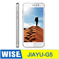 "New arrival  Jiayu G5  4.5"" IPS Gorilla glass screen  MTK6589T quad core smartphone 1GB +4GB/2GB +32GB Metal Body mobile phone"