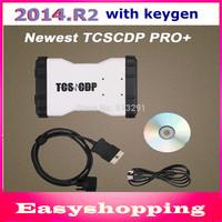 2014 Quality A  TCS CDP PRO+ Plus 2013 .R3 Keygen +21kinds Multi-language(Compact Diagnostic Partner ) no BLUETOOTH cars trucks