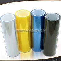 Color car head light film glossy,  Smoke tail light film,  lamp film 0.3m*10m