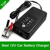 Original 12V Car Battery Charger 12V Lead Acid Char