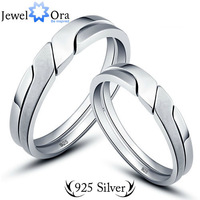 Guarantee 925 Sterling Silver Ring  #RI100496 JewelOra  Fine Jewellery Gift  Lady Rings For Women (One Pcs)