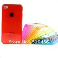 Hot Sale  plastic phone case For iphone 4 4s Best Style Phone Case For phone 10Pcs/Lot Free Shipping