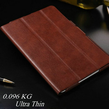 0.096 KG UltraThin Vintage Stand Magnetic Leather case for iPad Mini 1 / 2 Generation Retina 7.9'' Smart Cover Retro Luxry Style