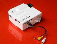 Free Drop shipping cheap mini LED HDMI Projector with AV IN/USB/ SD Card/VGA+ menu: English, German, Spanish,Russian,portuguese
