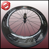 ZIPP 808 rear clincher cycling/bike tire/ bicycle wheel full carbon  fiber 700c wheel