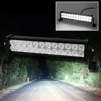 Free shipping 72W led off road light bar, 12V / 24V mining light bar 4x4 accessories , rigid led light bar for car
