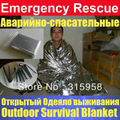 Outdoor Survival Camping Blanket Emergency Rescue 210*140CM