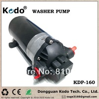 KDP-160 series rated voltage DC 12V 160psi 11bar electric food grade high pressure diaphragm pump for misting system