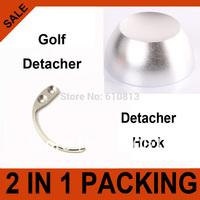 1Pc Detacher Hook Key Tag Remover 1Pc 12,000gs Golf Detacher Security EAS System