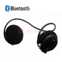Wireless Stereo Music Bluetooth Headset Earphone Sports Headphone for iPhone 5S 5 4S iPad, Samsung Galaxy S3 S4 Note II 3 Moto G