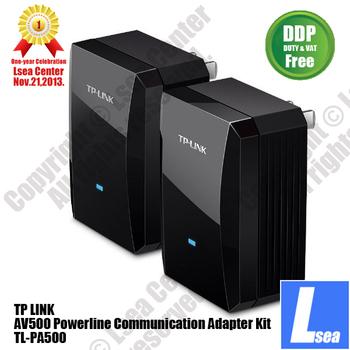 TP-LINK AV500 Powerline Communication Adapter Kit IPTV Plug & Play DDP Price Term Lsea Center Cost Offer (TL-PA500)